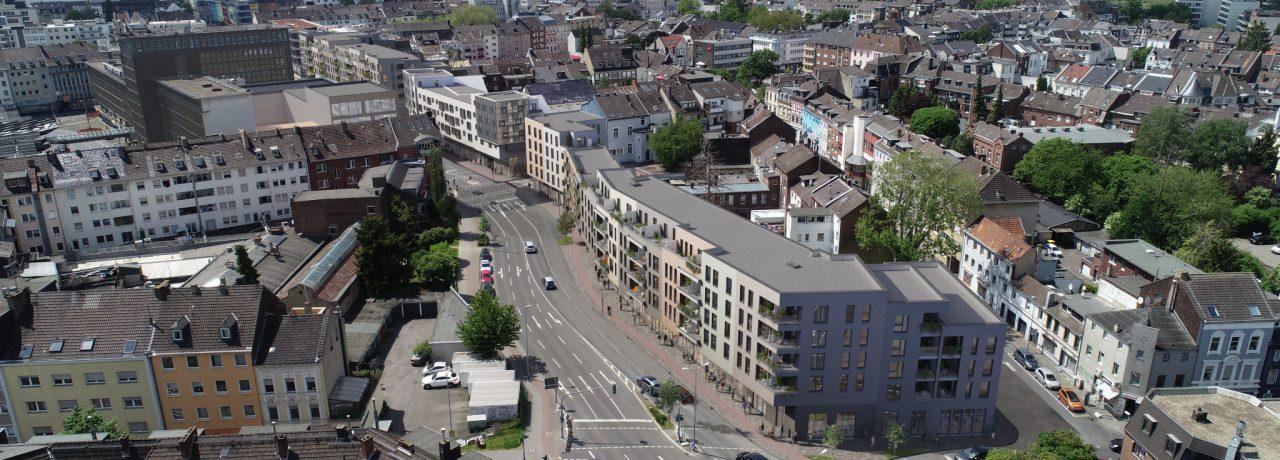 Schillerquartier Mönchengladbach